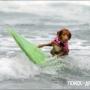В Калифорнии появись собаки-серфингисты