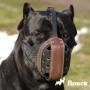 Намордник — гарантия защиты для людей и собаки