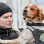 Белорусских собак научат искать валюту