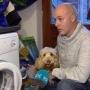 Пес спас мальчика из плена сушильной машинки