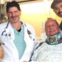 Собака спасла парализованного хозяина