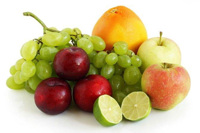 картинки фрукты и ягоды и овощи